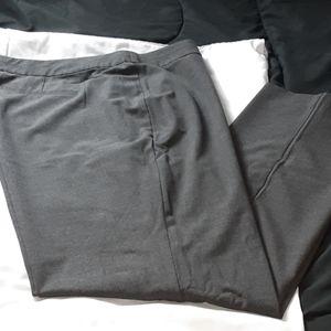 J.jill ladies gray dress slacks